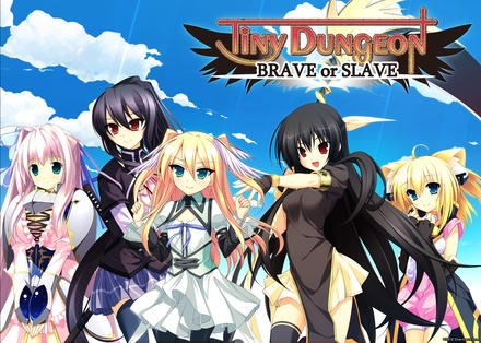 Tiny Dungeon -BRAVE or SLAVE- ※取り寄せ商品